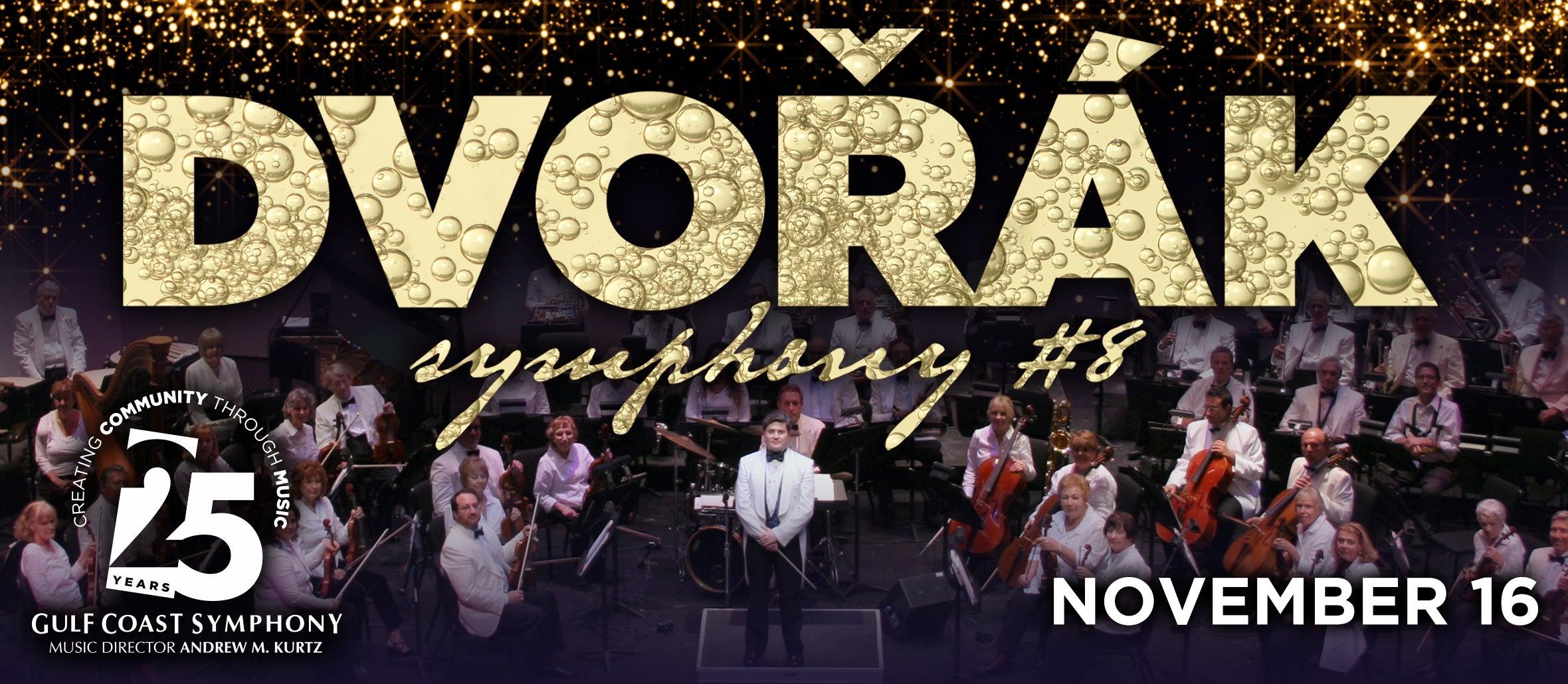 Gulf Coast Symphony: Dvorak Symphony No. 9
