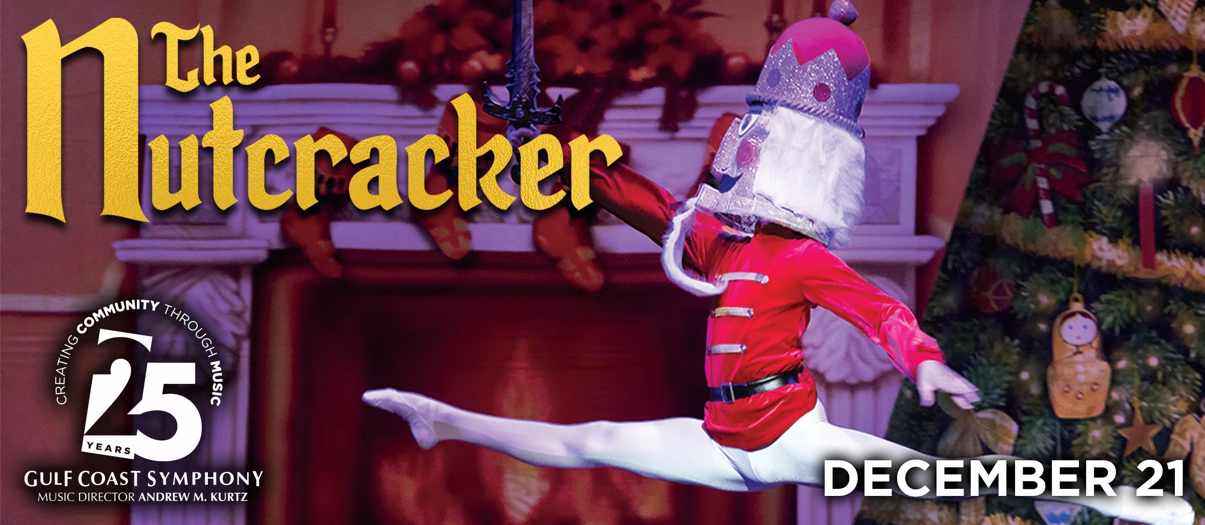 Gulf Coast Symphony: The Nutcracker