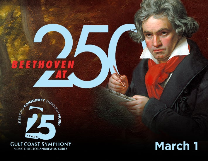More Info for Gulf Coast Symphony: Beethoven At 250