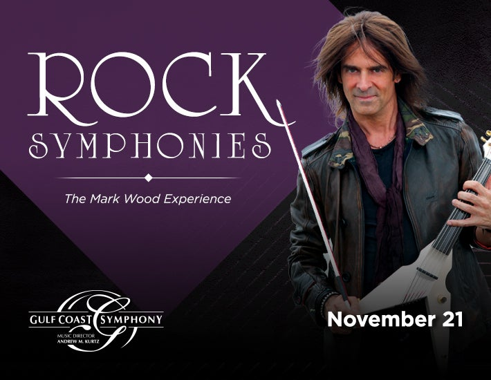 More Info for ROCK SYMPHONIES: The Mark Wood Experience