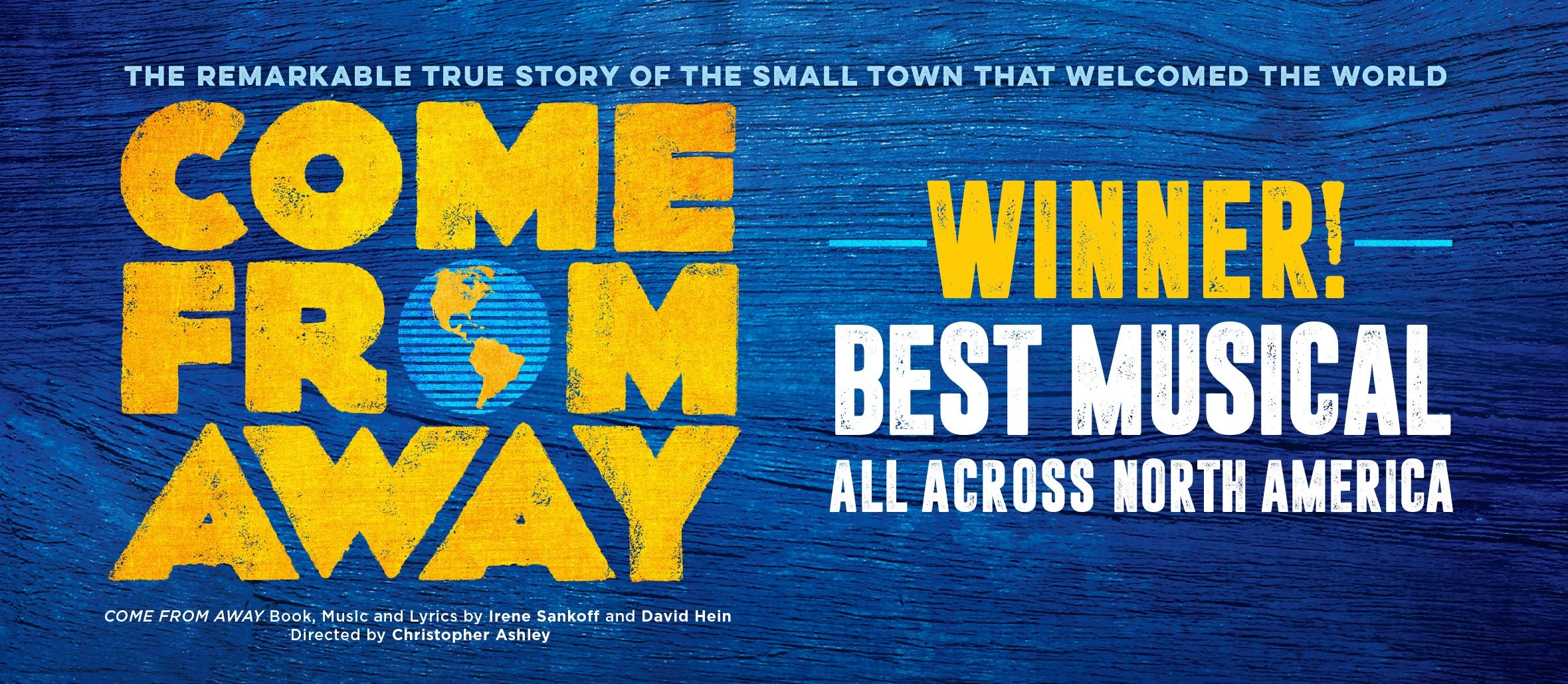 Come From Away slide image