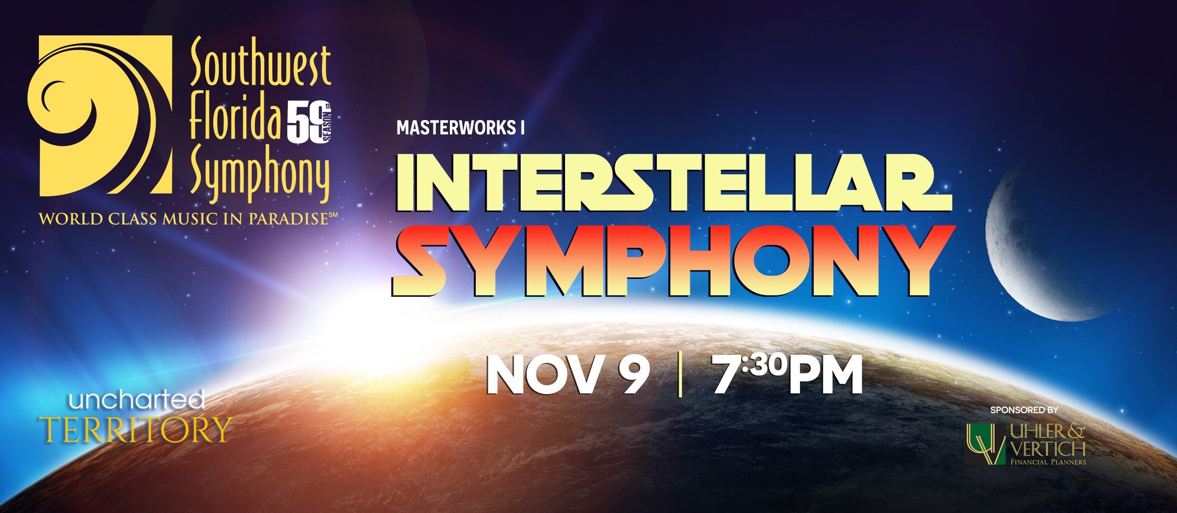 Southwest Florida Symphony: MW1 Interstellar Symphony