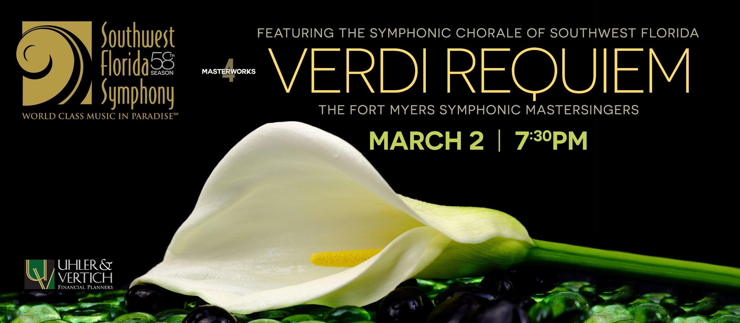 Southwest Florida Symphony: Verdi Requiem