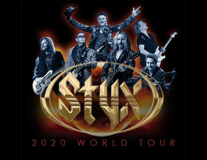 STYX Returns with New 2020 World Tour at Suncoast Credit Union Arena at FSW
