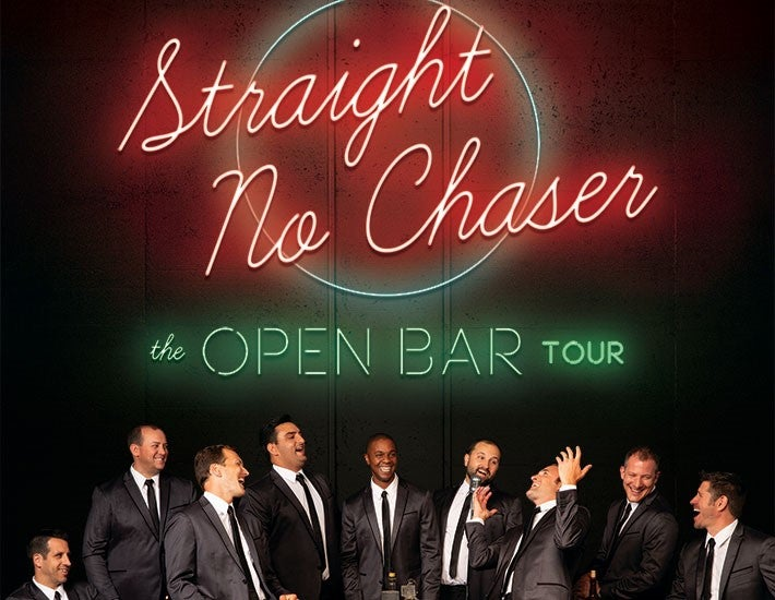 More Info for Straight No Chaser: The Open Bar Tour