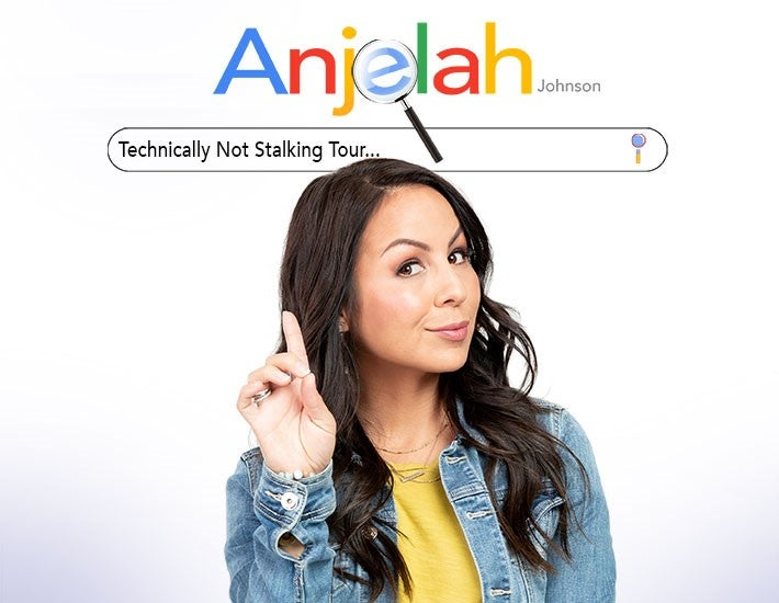 More Info for Anjelah Johnson