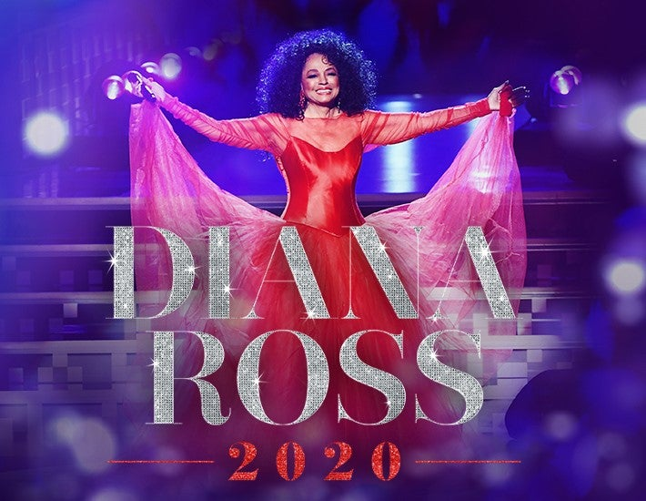 Diana Ross 2020 Live in Concert