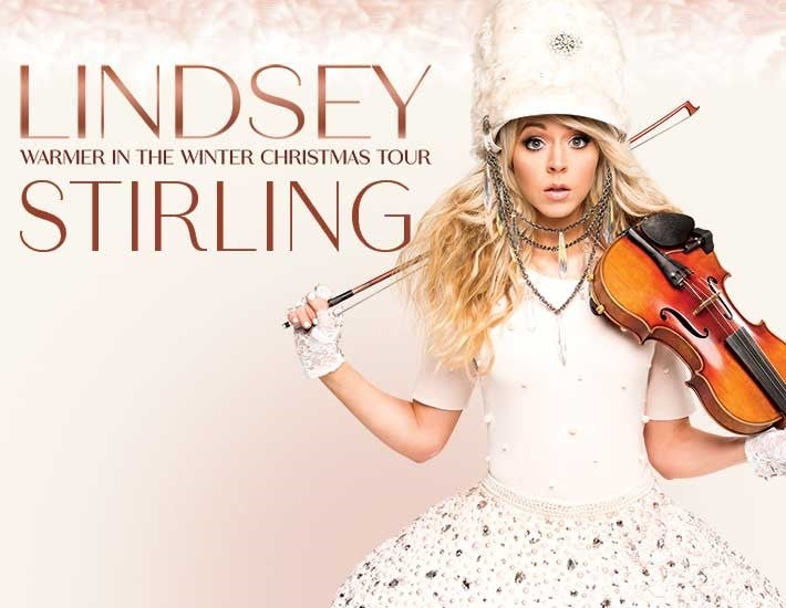Lindsey Stirling Tour 2020.Lindsey Stirling Barbara B Mann Performing Arts Hall