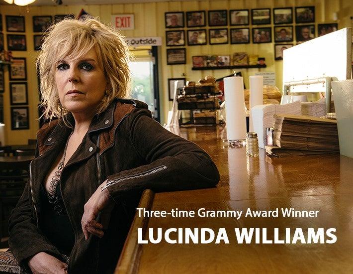 More Info for Lucinda Williams