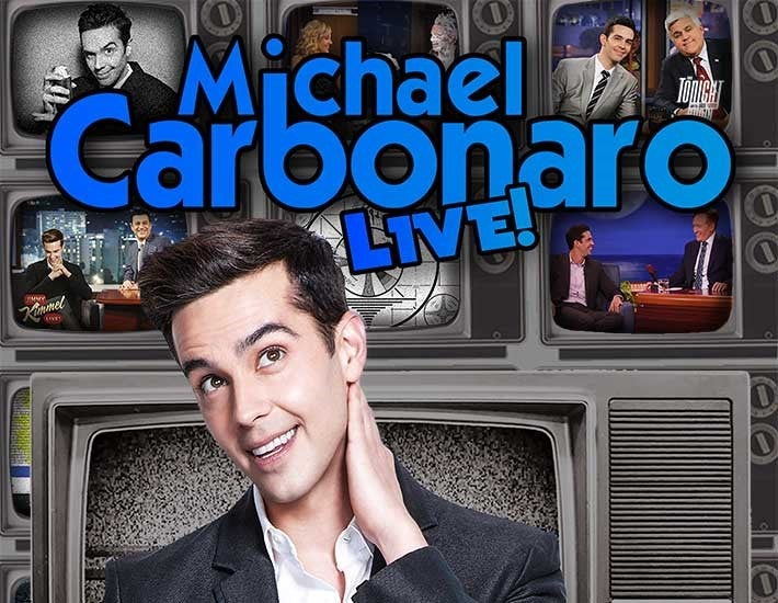 More Info for Michael Carbonaro Live!