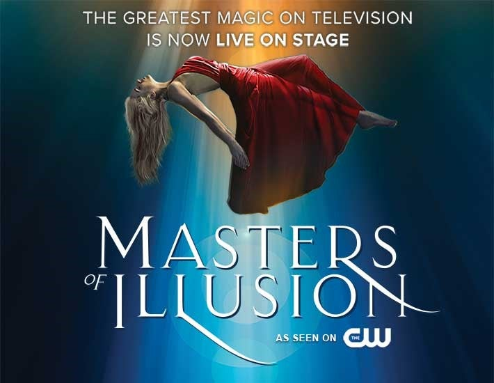 More Info for Masters of Illusion Live on Stage