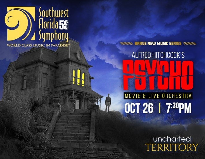 More Info for Southwest Florida Symphony: Psycho - Film with Live Orchestra