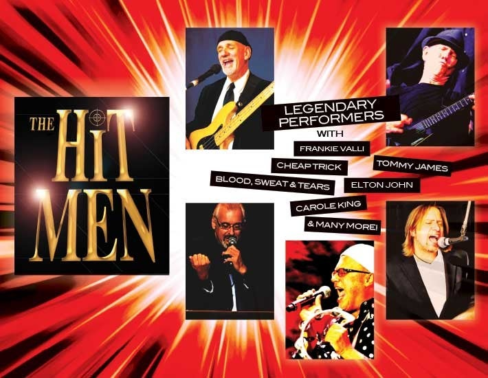 More Info for The Hit Men LIVE!