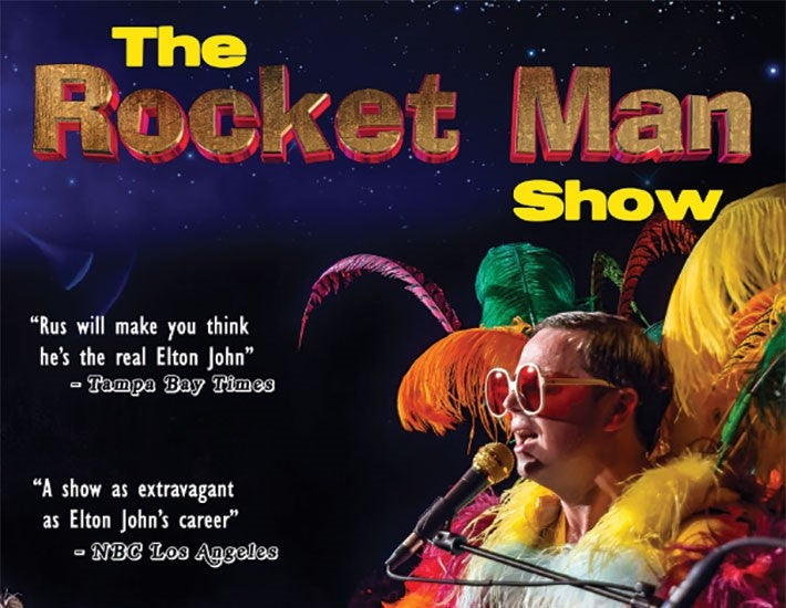 More Info for The Rocket Man Show