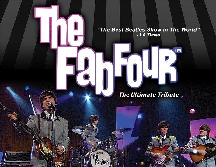 The Fab Four Ultimate Beatles Tribute