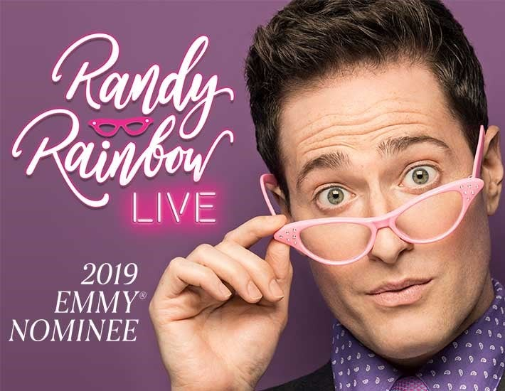 More Info for Randy Rainbow Live!