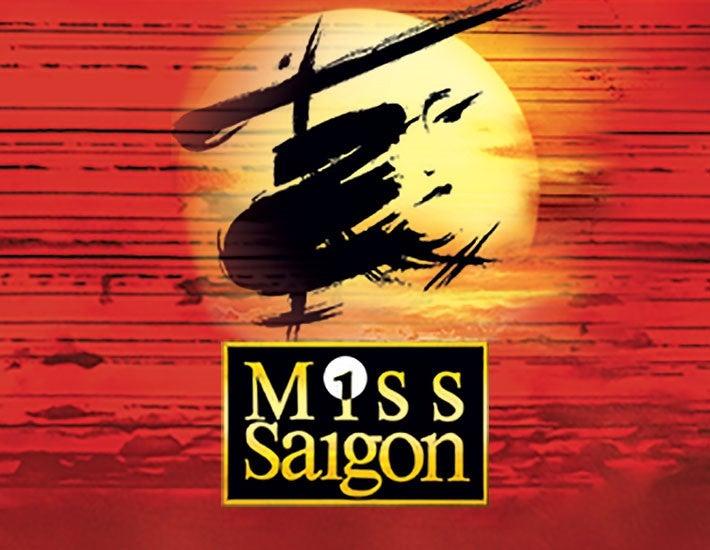More Info for MISS SAIGON