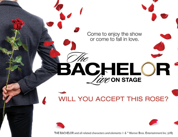 More Info for The Bachelor Live on Stage