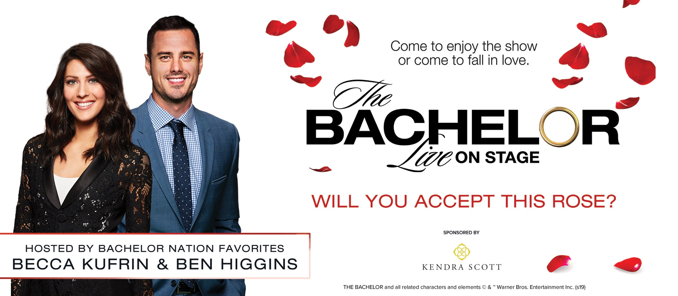 The Bachelor Live on Stage has been postponed