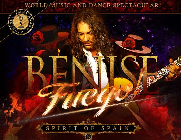 More Info for Benise - FUEGO! Spirit of Spain