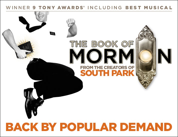 More Info for THE BOOK OF MORMON Lottery Ticket Policy