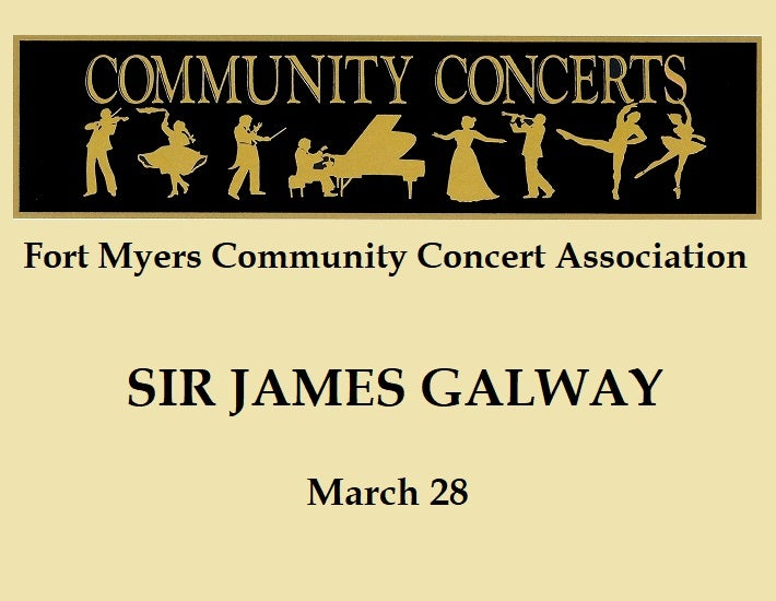 More Info for Fort Myers Community Concert: Sir James Galway