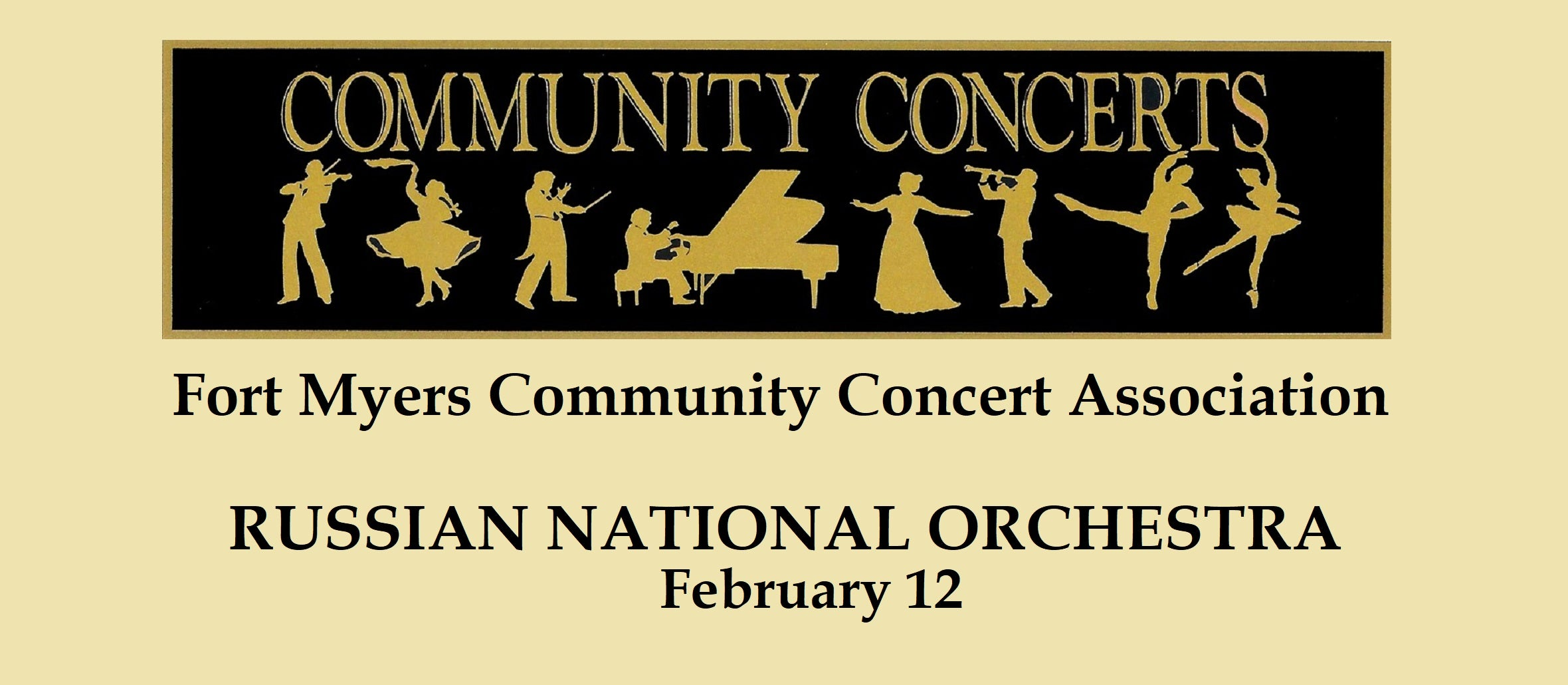 Fort Myers Community Concert: Russian National Orchestra