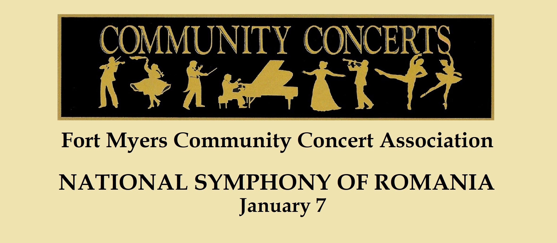 Community Concert: National Symphony of Romania