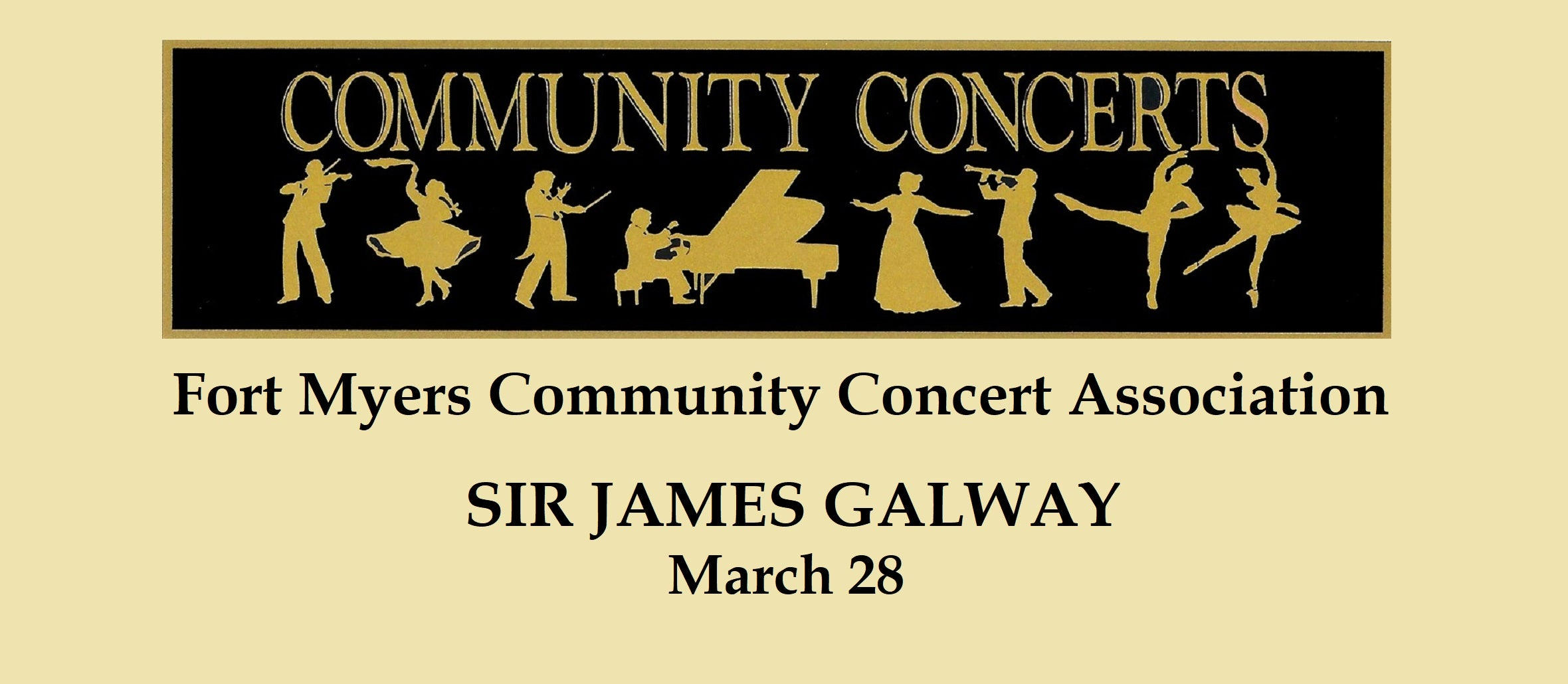 Fort Myers Community Concert: Sir James Galway