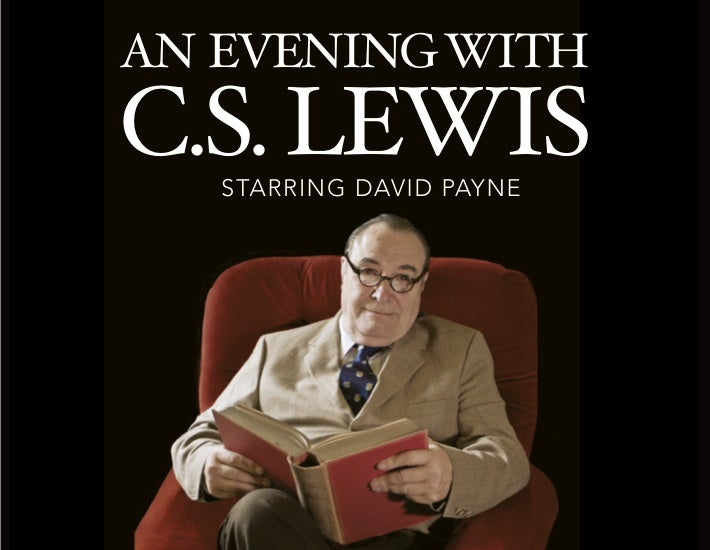 More Info for An Evening with C.S. Lewis has been cancelled