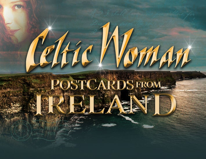 More Info for CELTIC WOMAN Postcards from Ireland