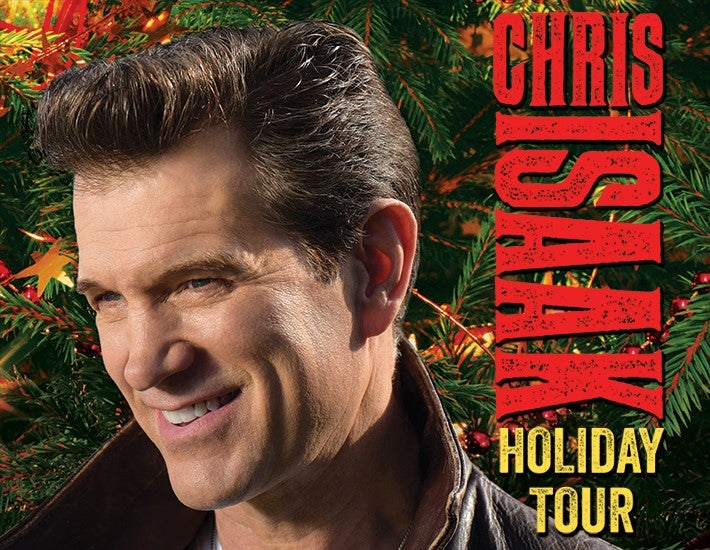 More Info for Chris Isaak Holiday Tour 2018