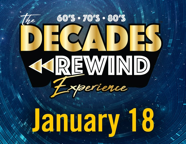 More Info for Decades Rewind