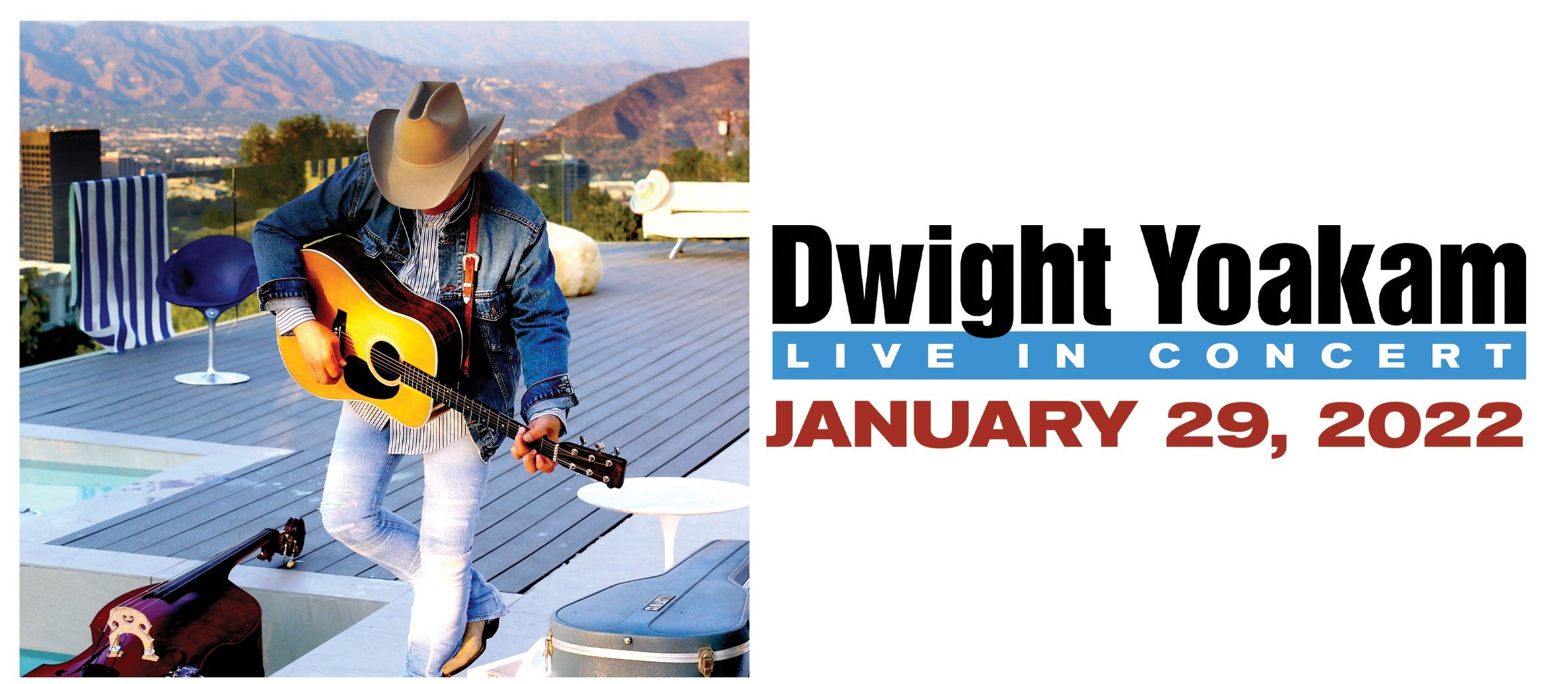 Dwight Yoakam Live In Concert