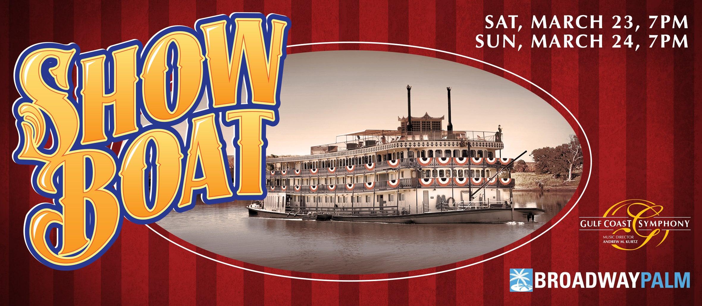 Gulf Coast Symphony: Show Boat