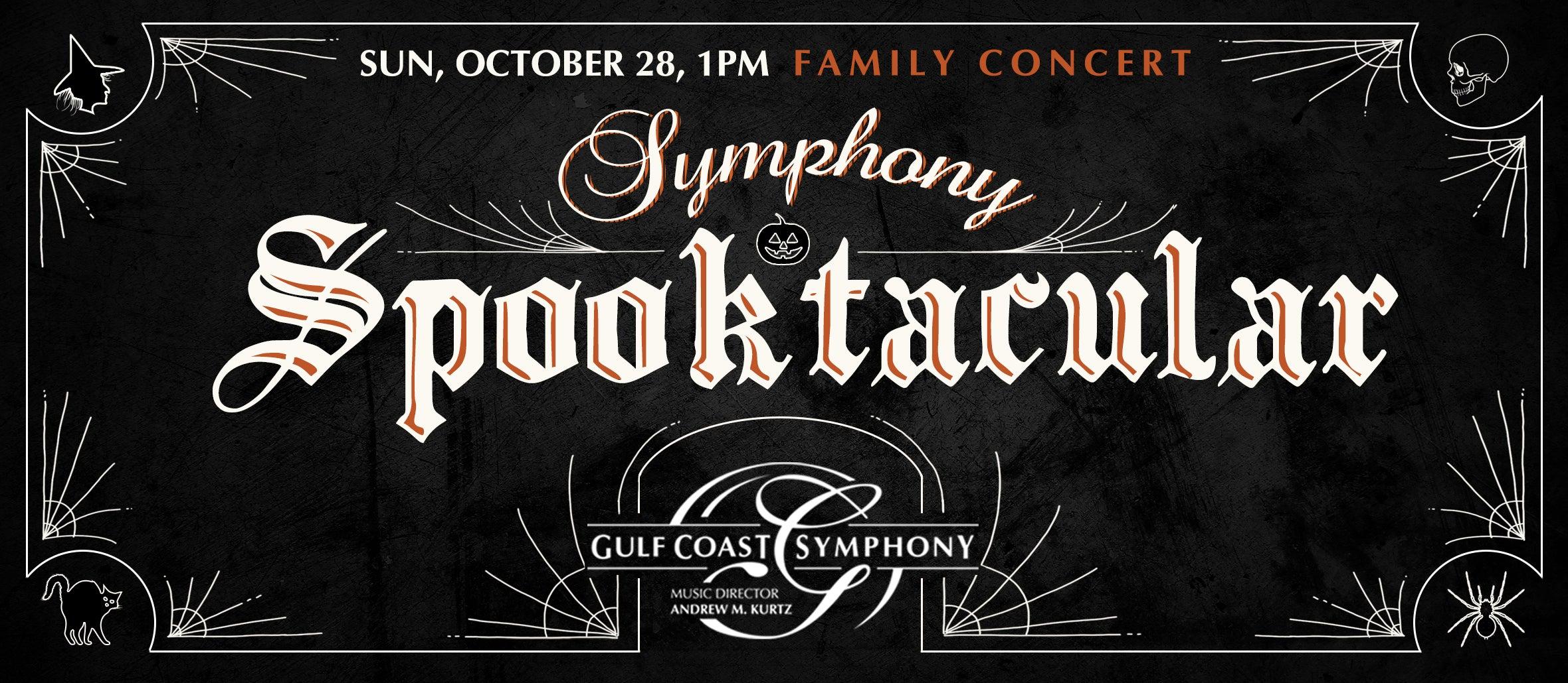 Gulf Coast Symphony: Halloween Spooktacular