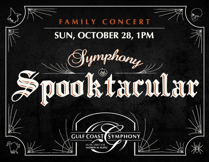 More Info for Gulf Coast Symphony: Halloween Spooktacular