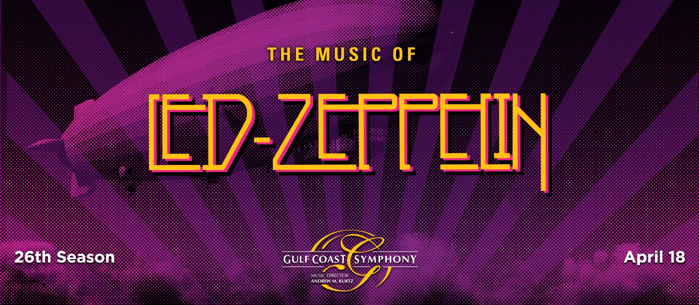 Gulf Coast Symphony: The Music of LED ZEPPELIN