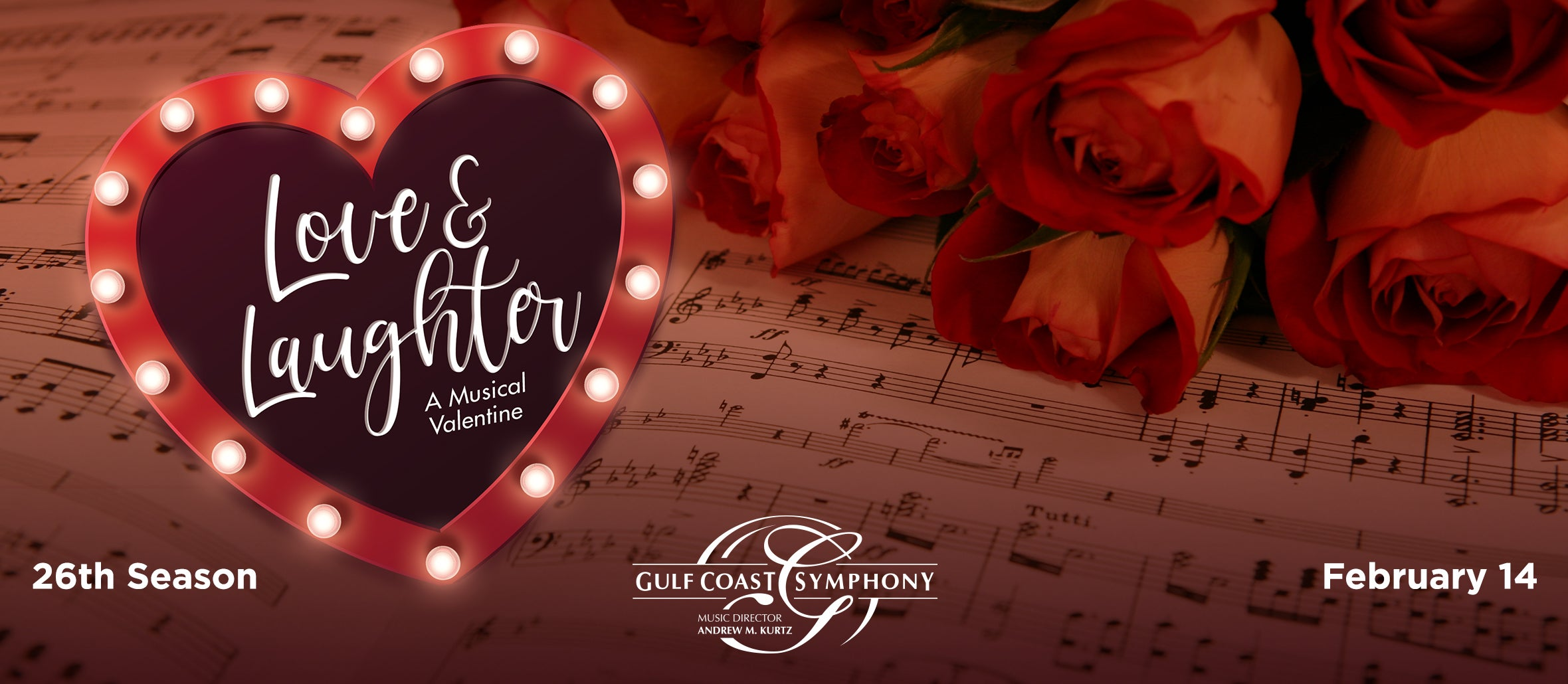 Love & Laughter - A Musical Valentine