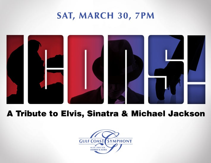 More Info for Gulf Coast Symphony: Music Icons