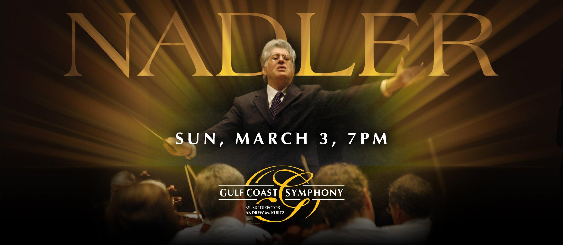 Gulf Coast Symphony: Paul Nadler