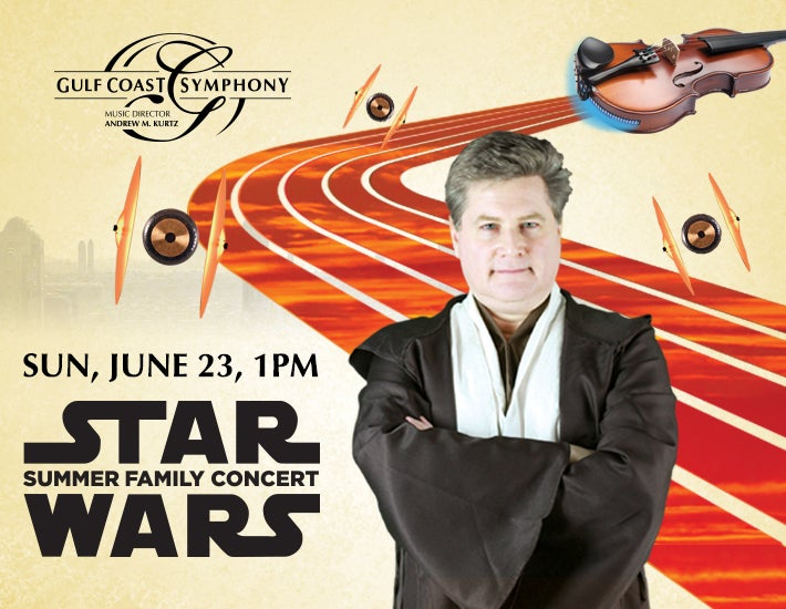 More Info for Gulf Coast Symphony: Summer Family Concert