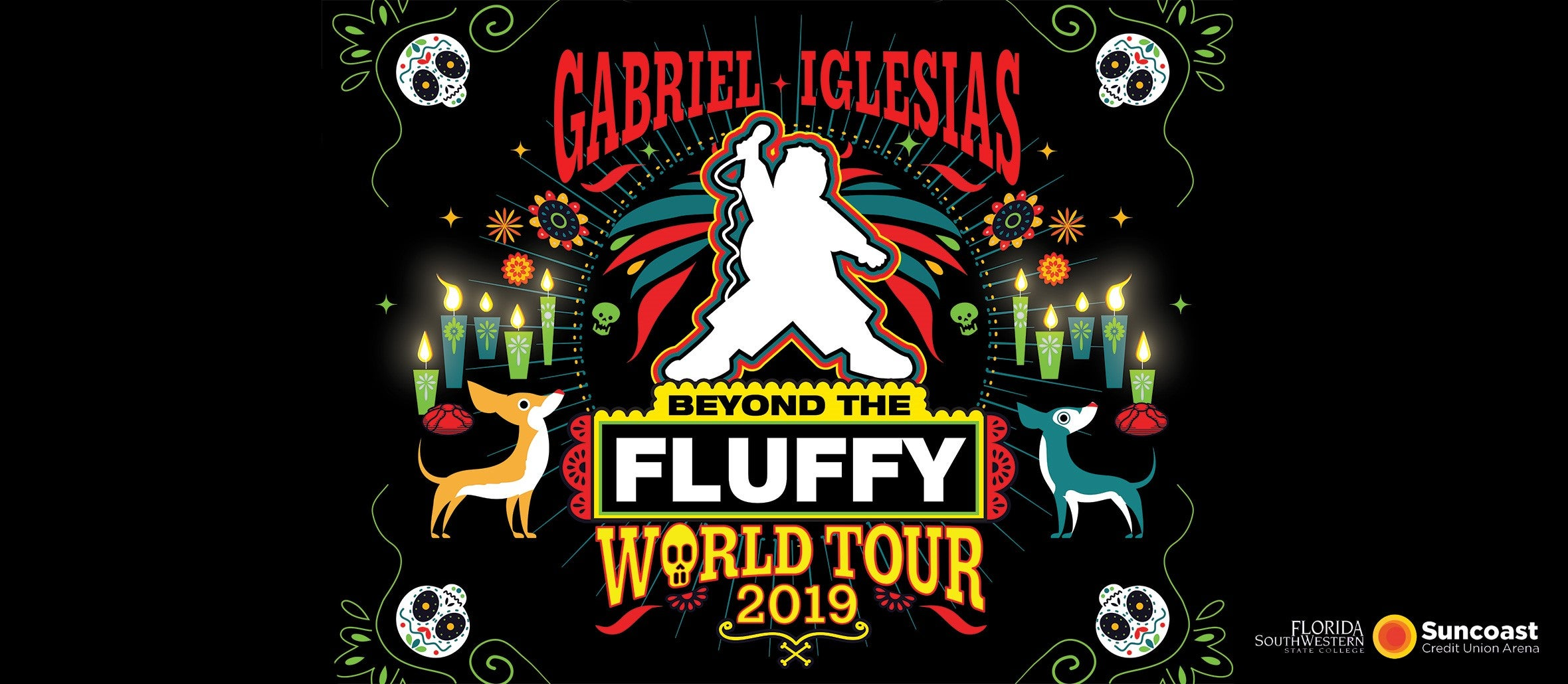 "Gabriel ""Fluffy"" Iglesias: Beyond the Fluffy World Tour 2019"