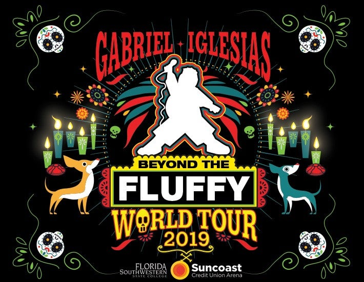 "More Info for GABRIEL ""FLUFFY"" IGLESIAS: BEYOND THE FLUFFY WORLD TOUR"