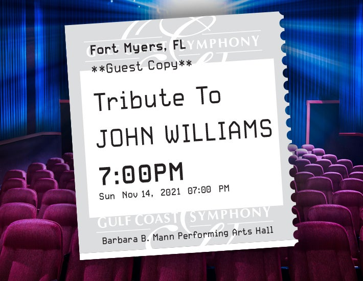 More Info for Gulf Coast Symphony: A Tribute to John Williams