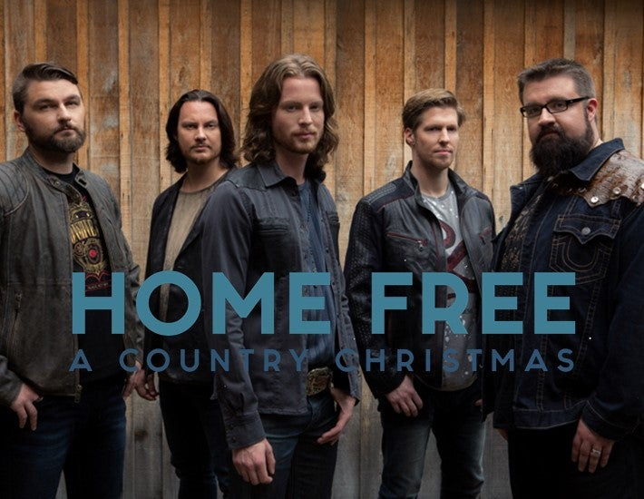 More Info for Home Free: A Country Christmas Tour