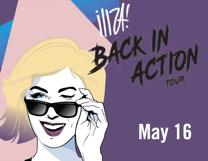More Info for ILIZA SHLESINGER BACK IN ACTION TOUR
