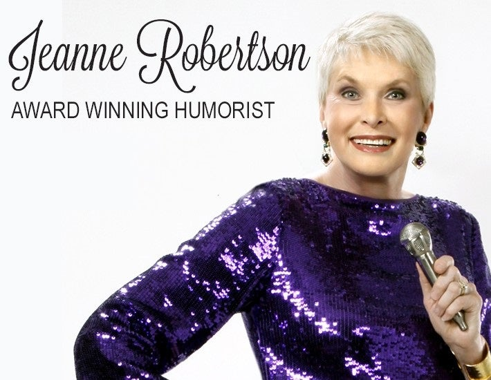 More Info for Jeanne Robertson