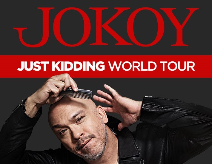 More Info for Jo Koy: Just Kidding World Tour