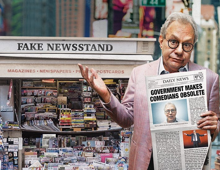 More Info for Lewis Black: The Joke's On Us Tour